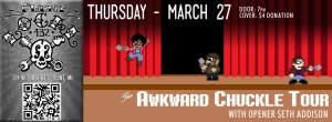 awkward comedy tour