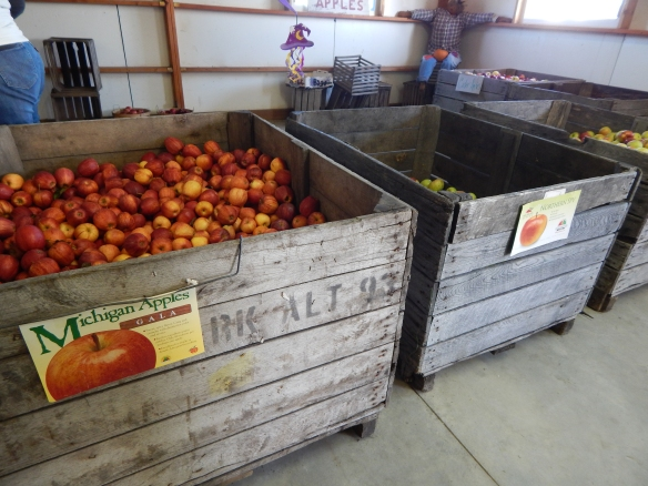 Mueller's Orchard in Linden